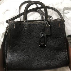 Coach 1941 Rogue Black / Black Copper